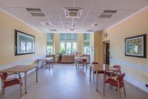 Ospedale di Comunità Sala Ospiti