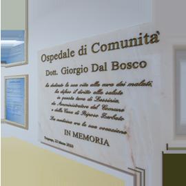 Ospedale di Comunità Tregnago, VR