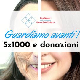 Prenditi cura di chi cura: 5×1000 e Donazioni liberali e in natura