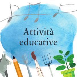 Diario delle attività educative: aprile 2021